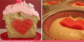 Epicute: Valentine Cupcake