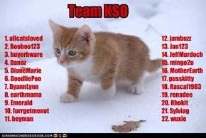 Team KSO