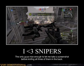 I <3 SNIPERS