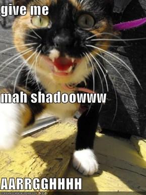 give me  mah shadoowww AARRGGHHHH
