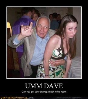 UMM DAVE