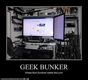 GEEK BUNKER