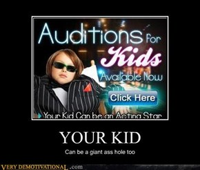 YOUR KID