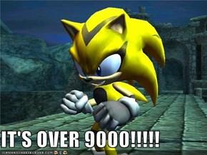 IT'S OVER 9000!!!!!