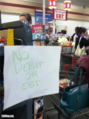 EBT Fail
