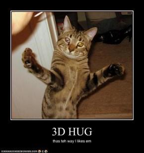 3D HUG