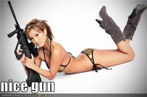 nice gun