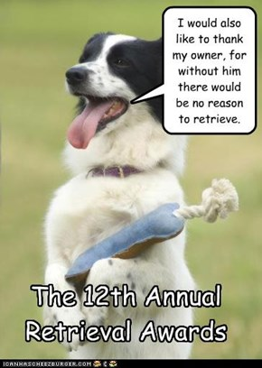 The 12th Annual Retrieval Awards