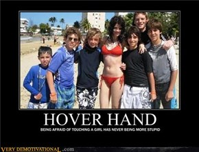 HOVER HAND