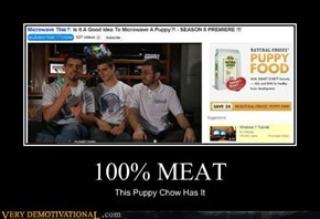 100% MEAT