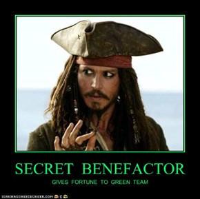 SECRET  BENEFACTOR