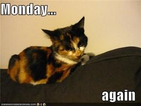 Monday...  again