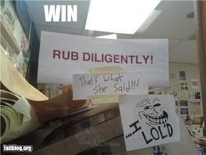 Rub WIN