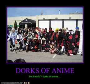 DORKS OF ANIME