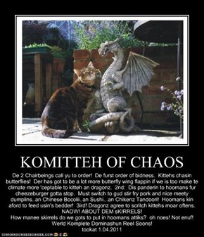 KOMITTEH OF CHAOS