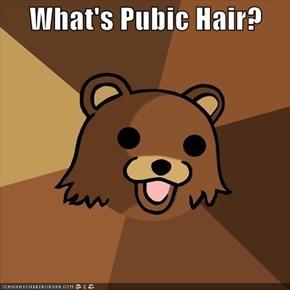 What's Pubic Hair?