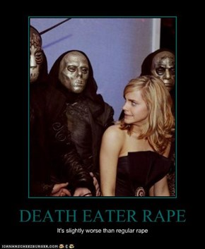 DEATH EATER RAPE