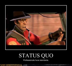 STATUS QUO