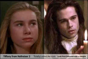 Tiffany from Hellraiser 2 Totally Looks Like Louis from Interview with a Vampire