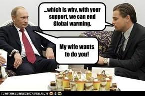 Leo and Putin