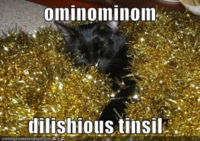 ominominom         dilishious tinsil