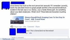 Fault Disney
