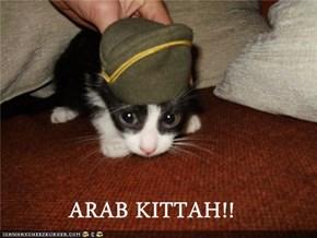 ARAB KITTAH!!