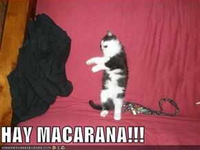 HAY MACARANA!!!