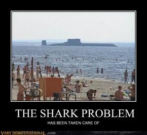 THE SHARK PROBLEM