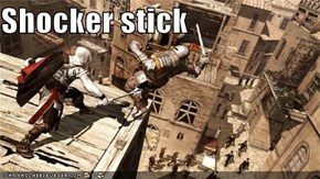 Shocker stick