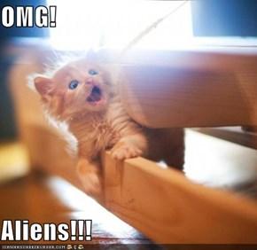OMG!  Aliens!!!