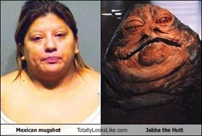 Mexican mugshot Totally Looks Like Jabba the Hutt