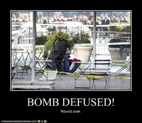 BOMB DEFUSED!