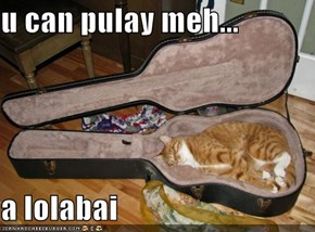 u can pulay meh...   a lolabai