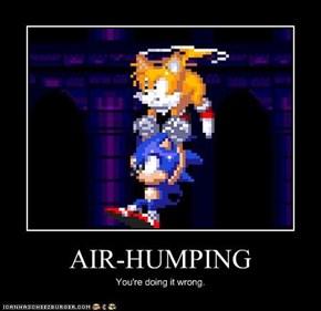 AIR-HUMPING