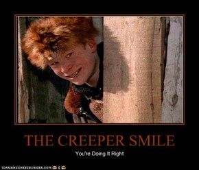 THE CREEPER SMILE