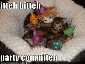 itteh bitteh   party commiteh