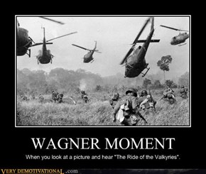 WAGNER MOMENT
