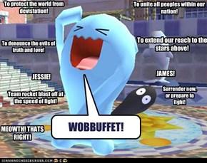 WOBBUFFET!
