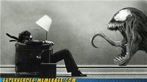 Dammit Venom...