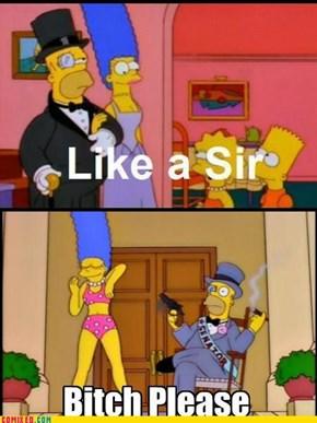Like a Homer