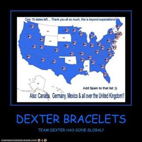 DEXTER BRACELETS