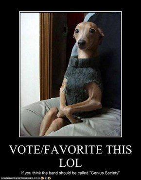 VOTE/FAVORITE THIS LOL