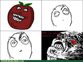 The number of new rage faces is too damn high!