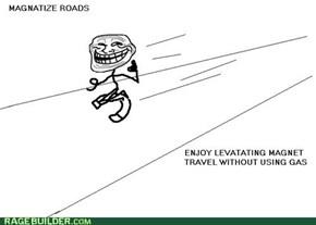 magnet roads