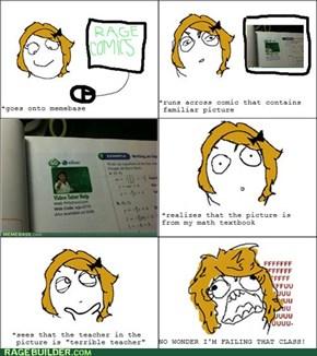 Terrible Teacher Textbook