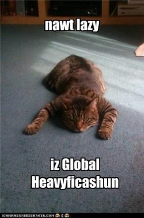 nawt lazy