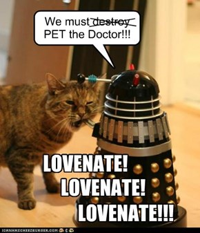 Adventure Kittehs XXV: Doctor Shmoo