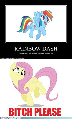 DERPING: 20 Percent Cuter With Fluttershy