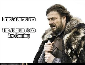 Brace Yourselves  The Vokoun Posts Are Coming